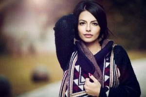 хубава жена