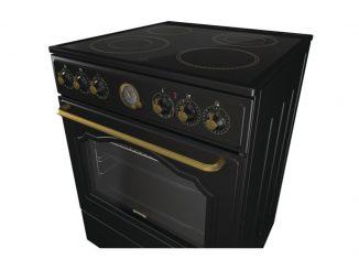 Печка със стъклокерамичен плот