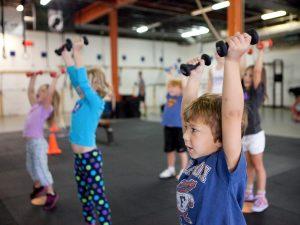 тренировки за деца