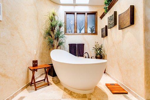вана в банята