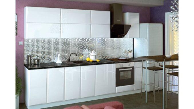 Кухня MDF